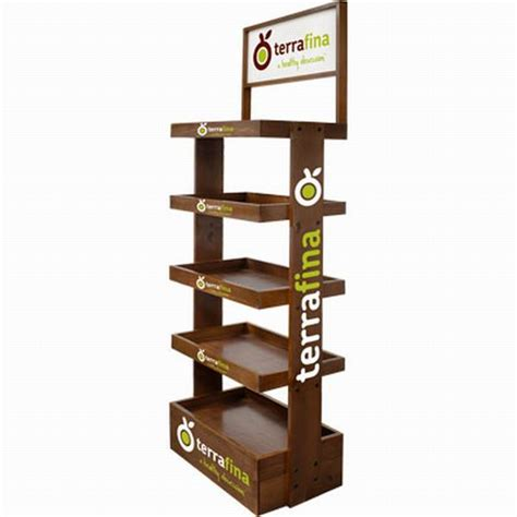 Elegant Home Design Ltd Products by Food Wooden Display Stand Shenzhen Letto Signs Co Ltd