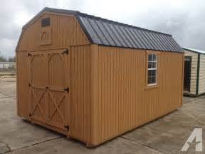 Second Sheds Plan To Build A Shed Second Wooden Sheds For Sale