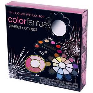 the color workshop the color workshop makeup kit color walmart