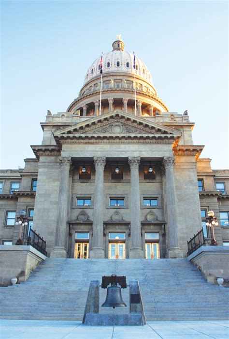 Boise Weekly Calendar Idaho State Capitol Building Boise Downtown And Fringe