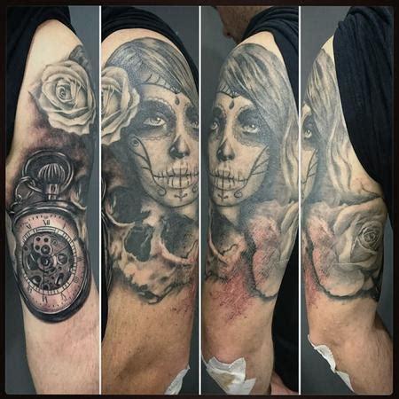 black and grey realism tattoo artists vanessa rodriguez tattoonow