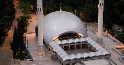 designboom khirki masjid the most modern mosque in turkey by zeynep fadillioglu