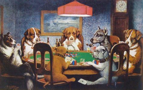 imagenes de animales jugando poker lugares para sentirte como en la sala de tu mejor amigo