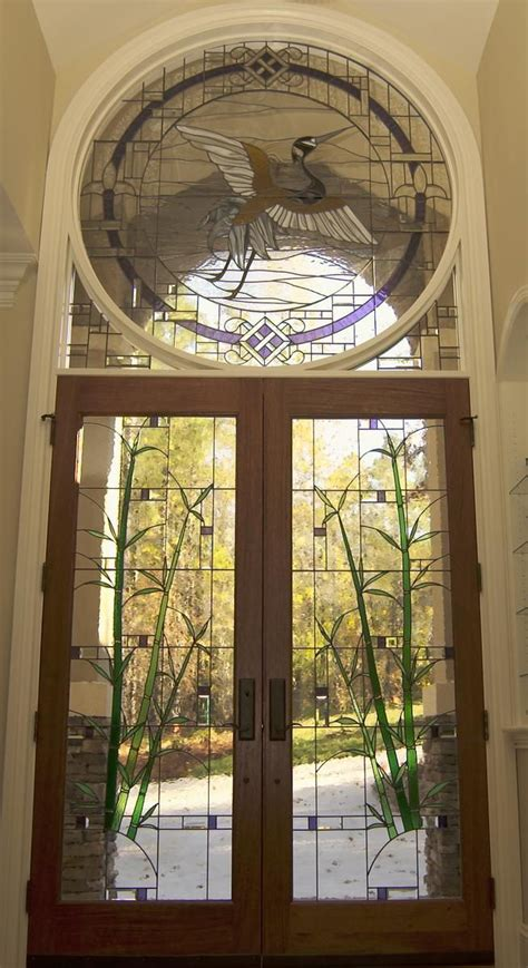 Glass And Doors Amazing Stained Glass Door Doors I