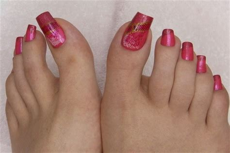 latest toe nail art designs for eid 2014 12 life n fashion
