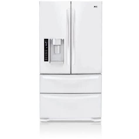 white 4 door door refrigerator lg lmx25984sw 4 door door refrigerator in smooth