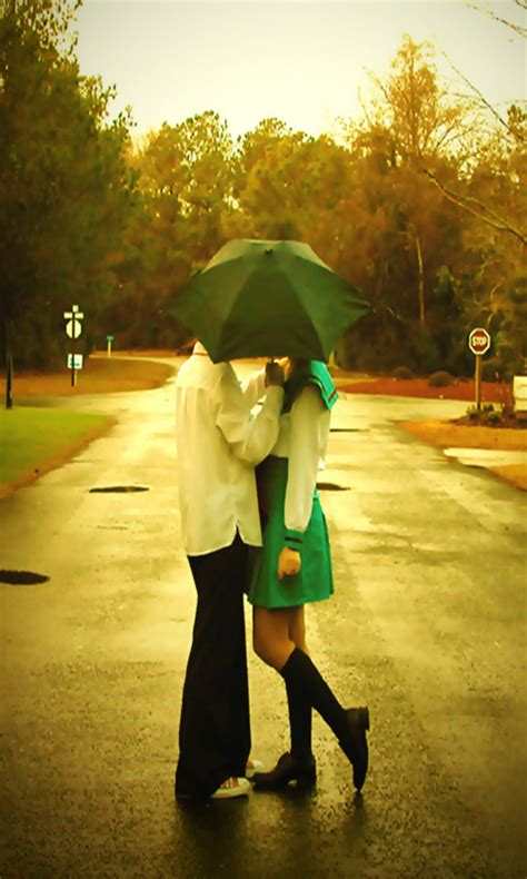 couple wallpaper with umbrella love phone wallpapers page 2 of 25 love mobile wallpapers