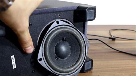 Premium Logitech 2 1 Speaker Z313 look inside logitech z313 2 1 speaker system what s