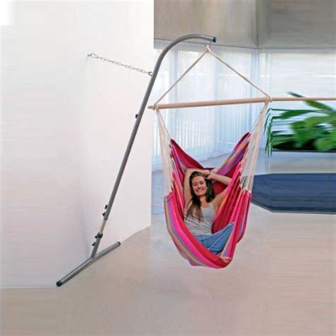 indoor swing stand 1000 ideas about hanging chair stand on pinterest