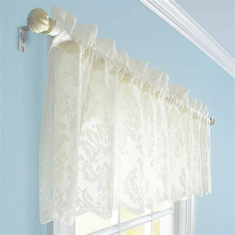 curtain and valance set better homes and gardens sunflower tier curtain valance