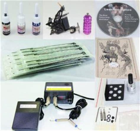 best tattoo starter kits simple best starter kits simple tips for choosing the