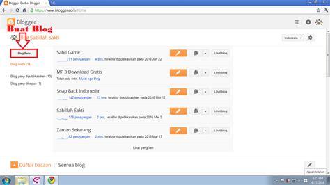 membuat judul artikel menarik cara mudah membuat blog di blogspot shareayoo tutorial