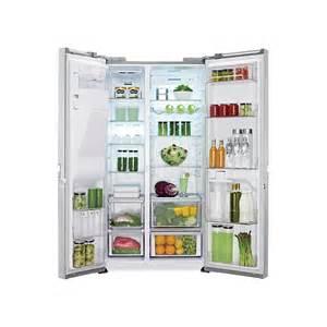 lg gsl545pvyv a american style fridge freezer with non