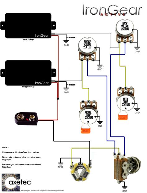 emg 89 wiring diagram emg select wiring