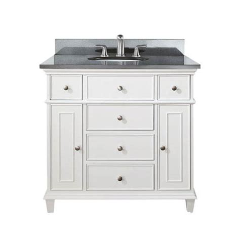 white 36 inch bathroom vanity 36 inch white bathroom vanity bellacor