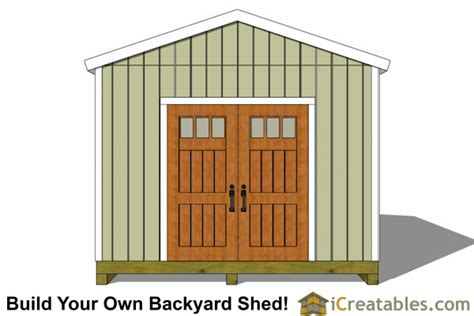 12x20 Storage Shed by Storage Shed Plans 12 215 20shed Plans Shed Plans