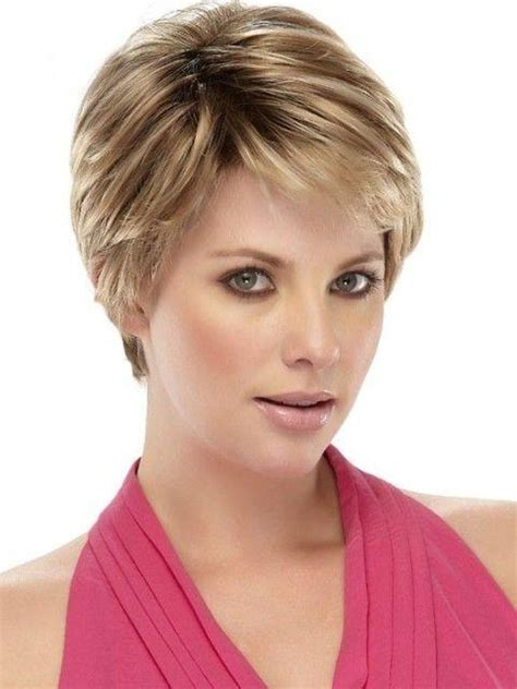 easy care hair cuts for thin hair 20 collection of easy care short hairstyles for fine hair