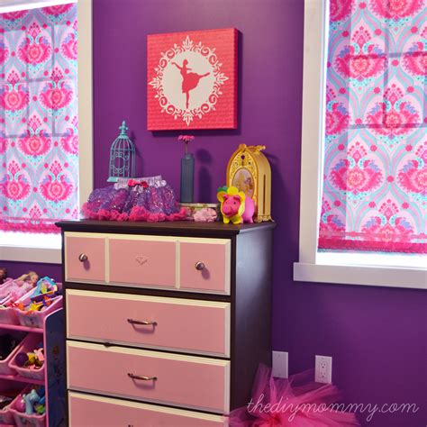 hot pink and purple bedroom our diy house 2014 home tour the diy mommy