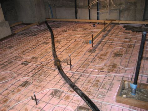Basement Floor Insulation Basement Insulation Options Smalltowndjs