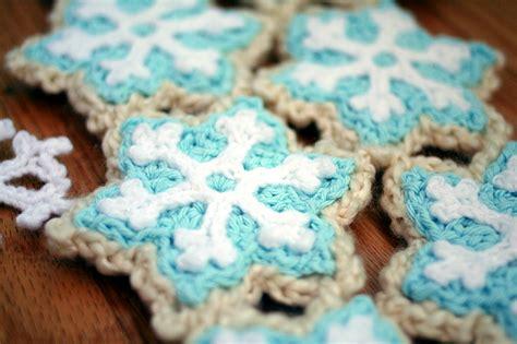 Link Precious Snowflake Cookies 2 by Free Crochet Pattern At Snowflake Sugar