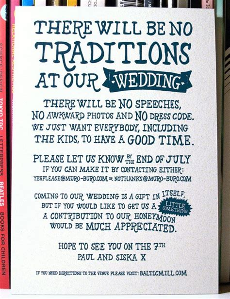 casual wedding invites wording 25 best ideas about casual wedding invitations on