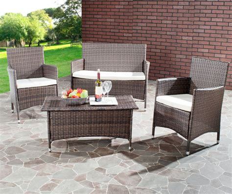 discount wicker patio furniture sets 4 patio set archives discount patio furniture