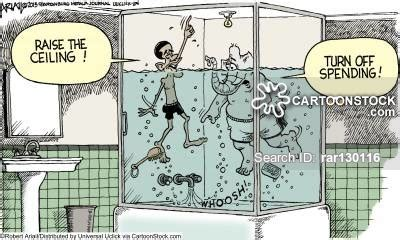 debt ceiling political cartoons debt ceiling cartoons and comics funny pictures from