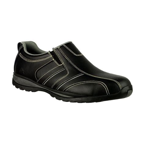 amblers fs63 mens safety trainers steel toe cap midsole