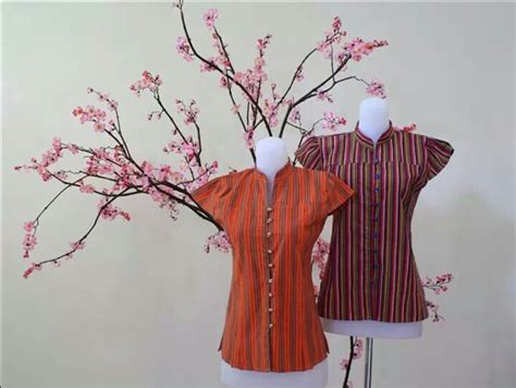 Tenun Baron Biru Mix Orange 56 best ideas about lurik on clothing