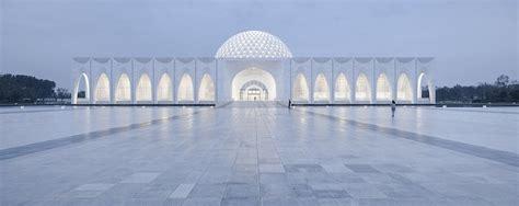 blend  islamic  modern architecture  da chang