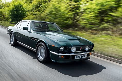 Aston Martin History by The History Of The Aston Martin Vantage Name Motorarticles