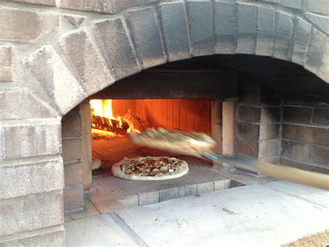 pizza oven backyard pizza ovens phoenix landscaping design pool