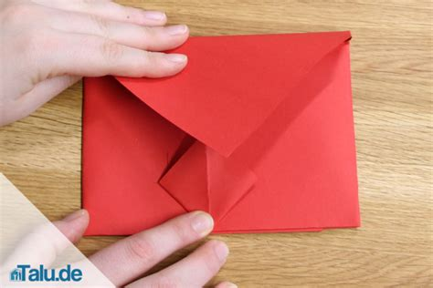 Brief Selber Falten by Briefumschlag Falten Kuvert In Nur 30 Sekunden Selber