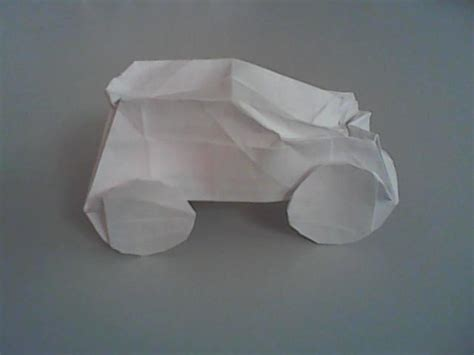 Origami Truck - papercraft truck related keywords papercraft truck