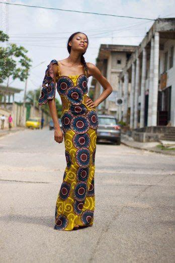 Modèle Couture Ivoirienne