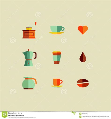 coffee shop background pattern royalty free vector image coffee shop icons royalty free stock photos image 32018398