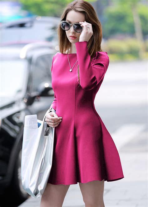 imagenes de vestidos rosas vestidos ampones ajustados car interior design