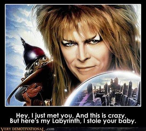 David Bowie Labyrinth Meme - 25 best very demotivational ideas on pinterest