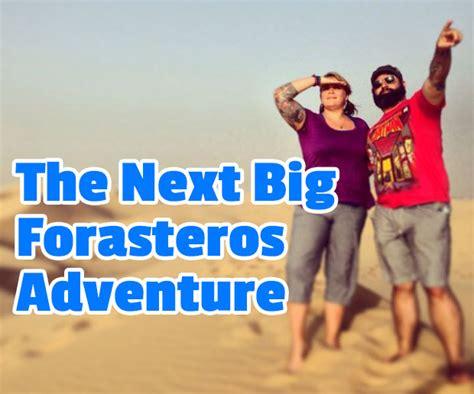 Are You The Next Big Junior by The Next Big Forasteros Adventure Jr Forasteros