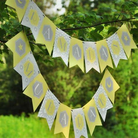 printable eid banner free ramadan banner star printables from sakina design
