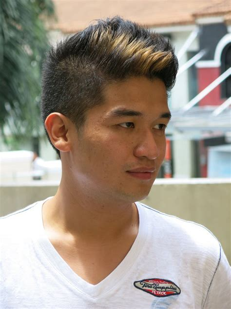 new hair style pilipino men pics the rebellious footballer men s hairstyle pinoy guy guide