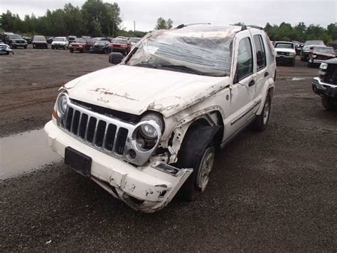Jeep Liberty Accessories 2005 Used 2005 Jeep Liberty Engine Accessories Liberty Ac