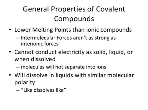 properties of ionic compounds lab