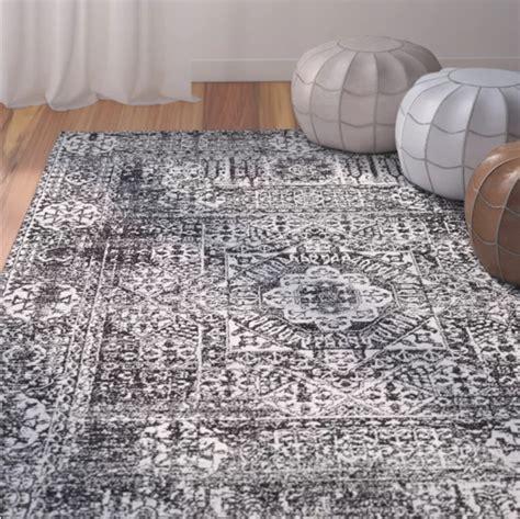cheap rug alternatives cheap alternatives for joanna gaines black rug