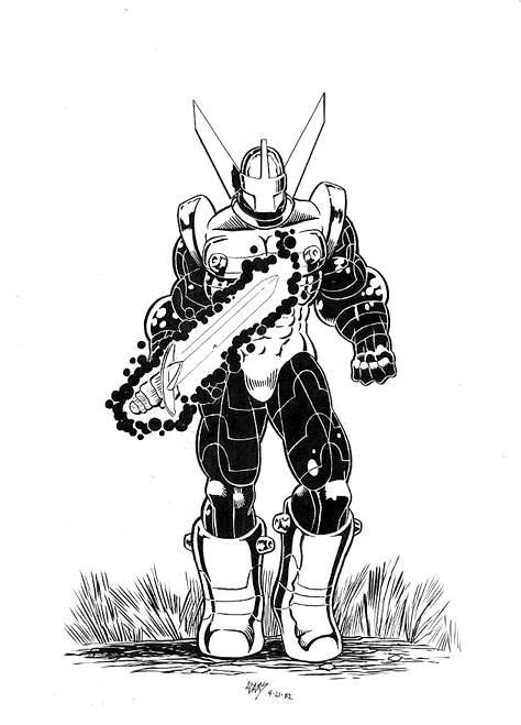 Inked Berkley Book 17 best images about micronauts on
