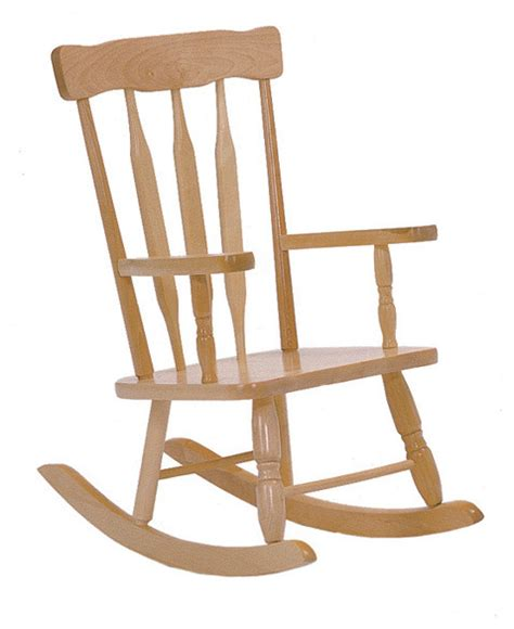 Toddler Rocking Chair by Steffywood Toddler Colonial Wooden Rocking Child S