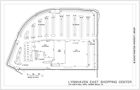 lynnhaven mall map schottenstein property