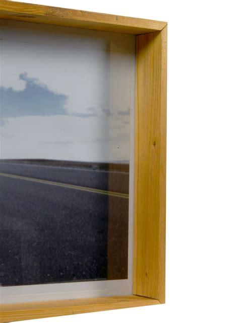 cornici per fotografie cornice profonda in legno di riciclo per fotografie