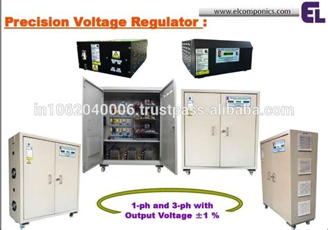 3 Phase Voltage Stabilizer 20kva by 3 Phase Voltage Regulator Voltage Stabilizer Precision