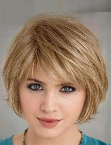 haircuts with images 2018 latest short layered bob hairstyles with bangs